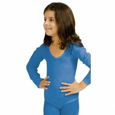 Blauwe kinder verkleedkleren