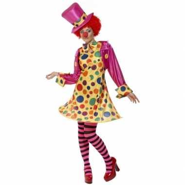 Clowns verkleedkleren voor dames