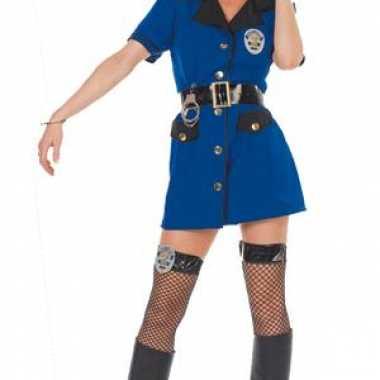 Carnavalskleding Dames Politie.Dames Politie Verkleedkleren