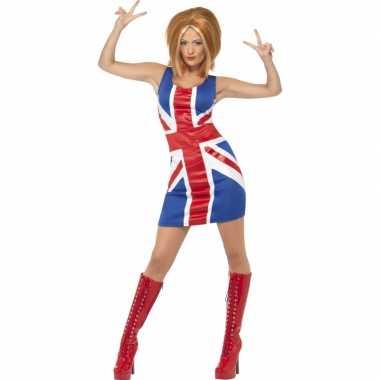 Engelse vlag verkleedkleren