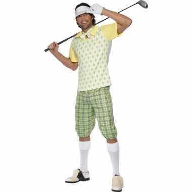 Fun verkleedkleren golfer