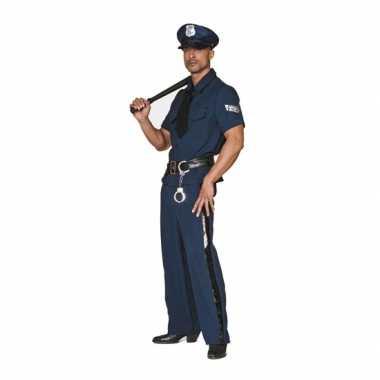 Grote maten politie verkleedkleren