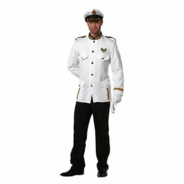 Kapitein verkleedkleren voor heren