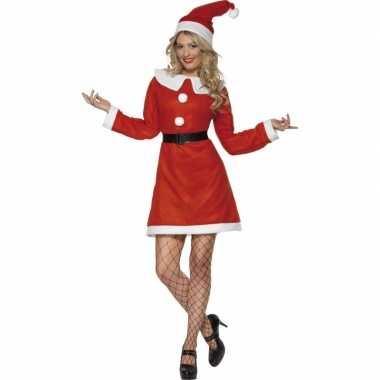 Kerst verkleedkleren voor dames