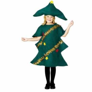 Kerstboom kinder verkleedkleren