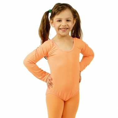Oranje kinder verkleedkleren