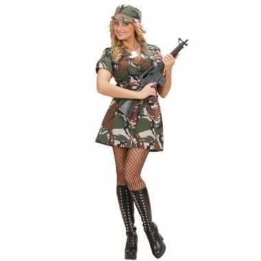Soldaten verkleedkleren dames