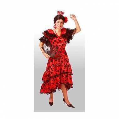 Spaanse dames verkleedkleren