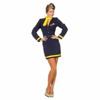 Stewardess verkleedkleren voor dames