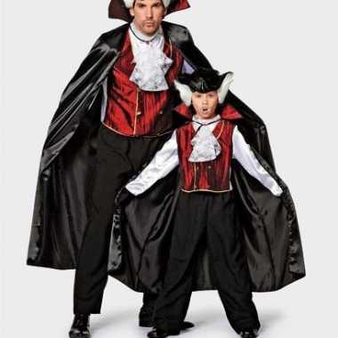 Vampier verkleedkleren cape