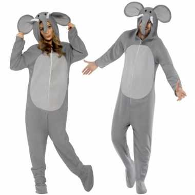 Verkleedkleren olifant voor volwassenen