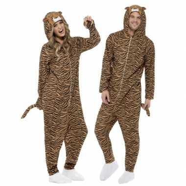 Verkleedkleren tijger voor volwassenen