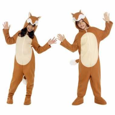Verkleedkleren vos voor kids