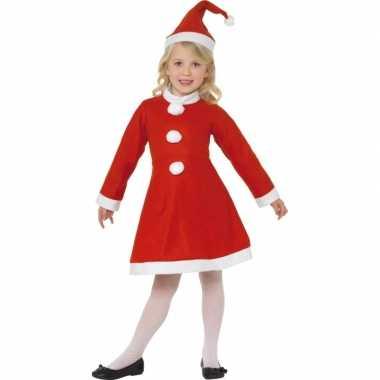 Voordelig kerst verkleedkleren voor meisjes
