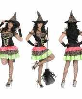 Heksen verkleedkleren voor dames