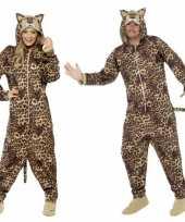 Verkleedkleren luipaard voor volwassenen